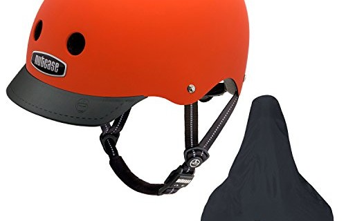 Fahrradhelm Skatehelm Nutcase gen3, Dutch Orange, Gr. S